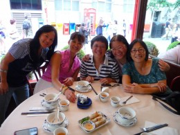 Eva Tessa debbie Janet Sue China Town1