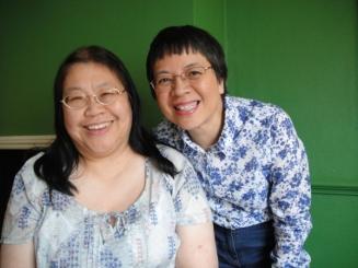 Janet & Debbie 8.7.14