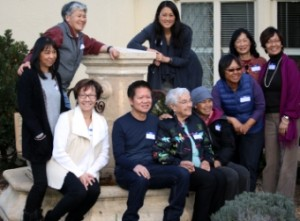 Fanlingers at Feb2015 Adoptee Reunion