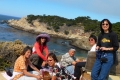 Group at Point Lobos