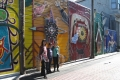 Viewing the Wonderful Murals